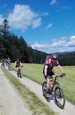 Mountainbike - Tour